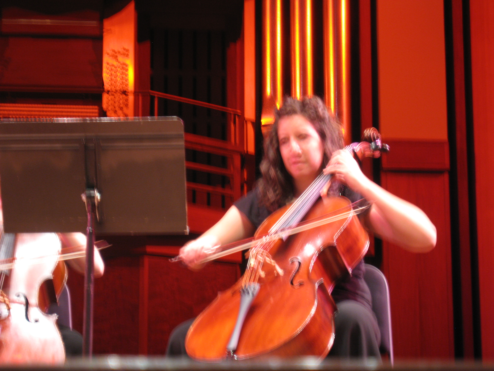2010 Performance at Benaroya Hall Image 172
