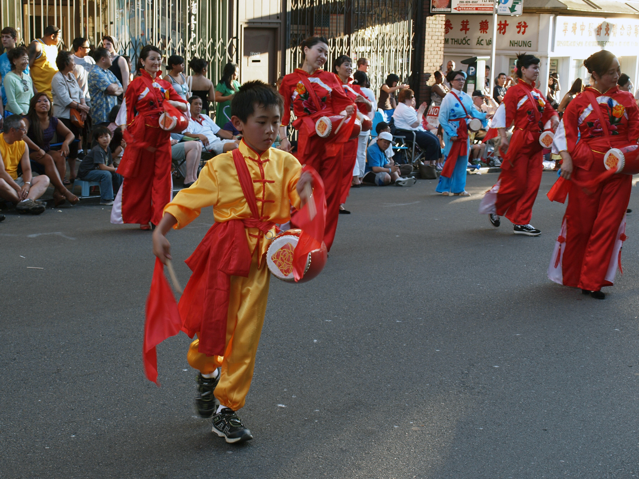 2011 Sea Fair China Town Parade Image 191