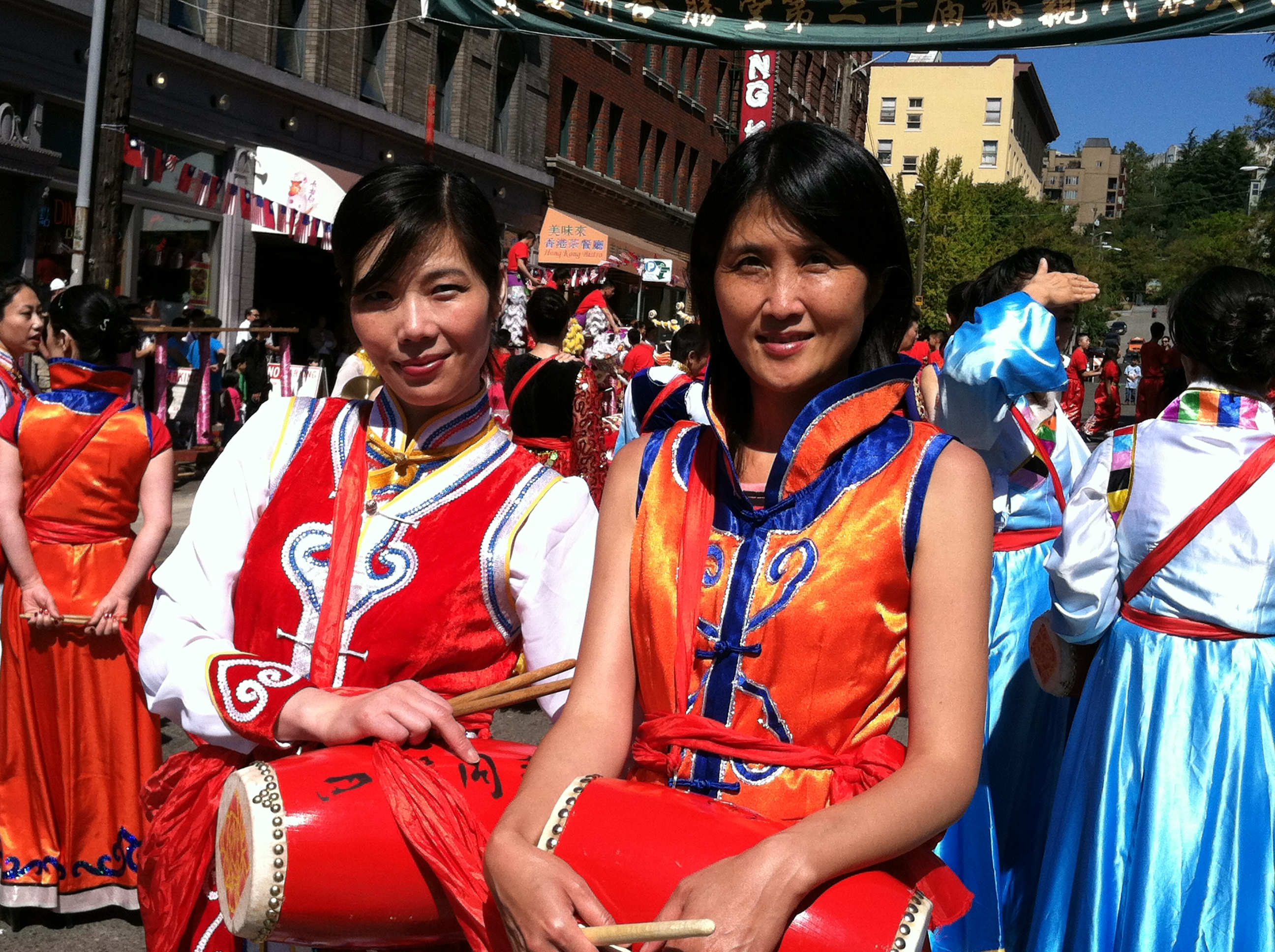 2012 Chinatown Seafair Parade Image 203
