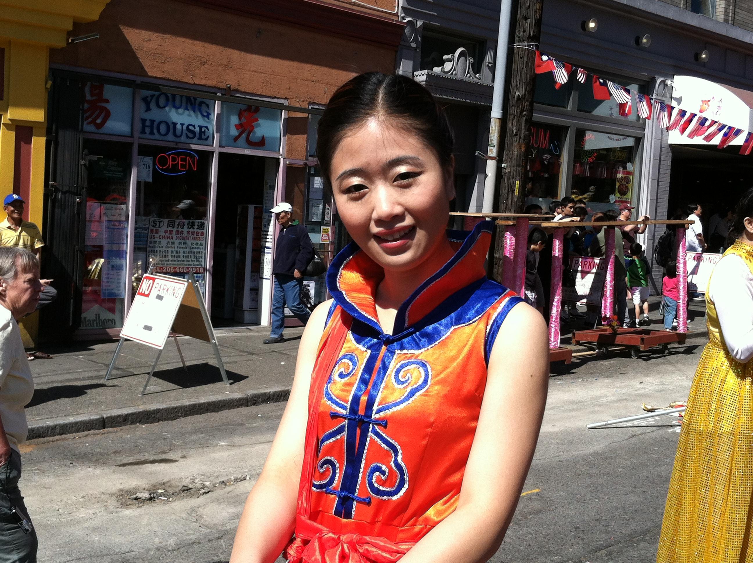 2012 Chinatown Seafair Parade Image 214