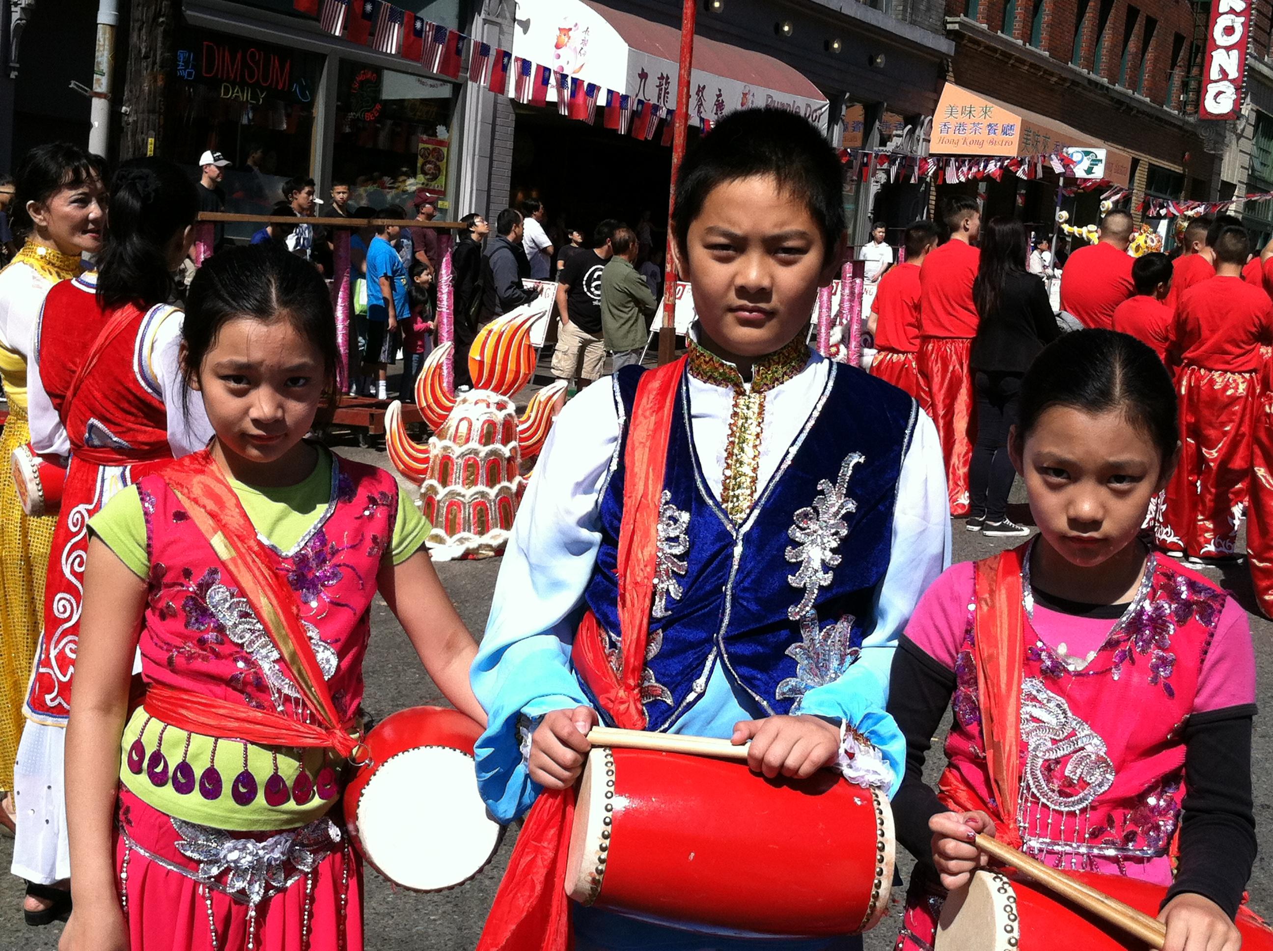 2012 Chinatown Seafair Parade Image 215