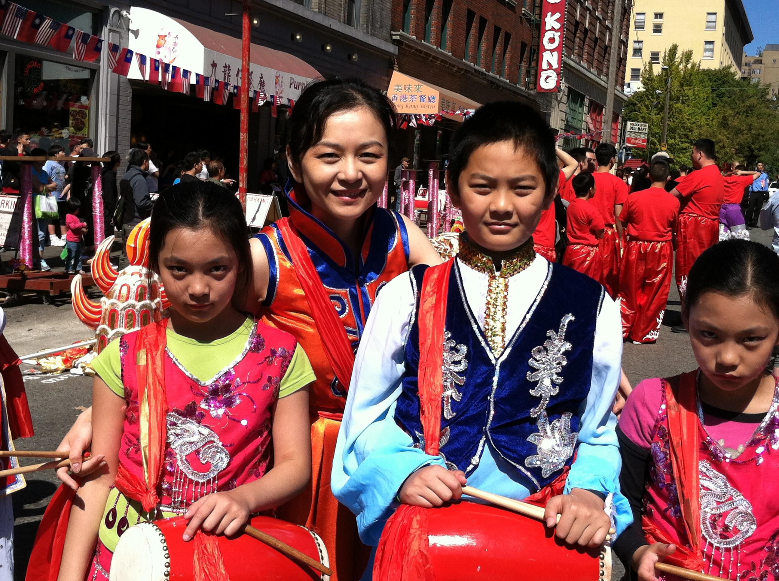 2012 Chinatown Seafair Parade Image 216