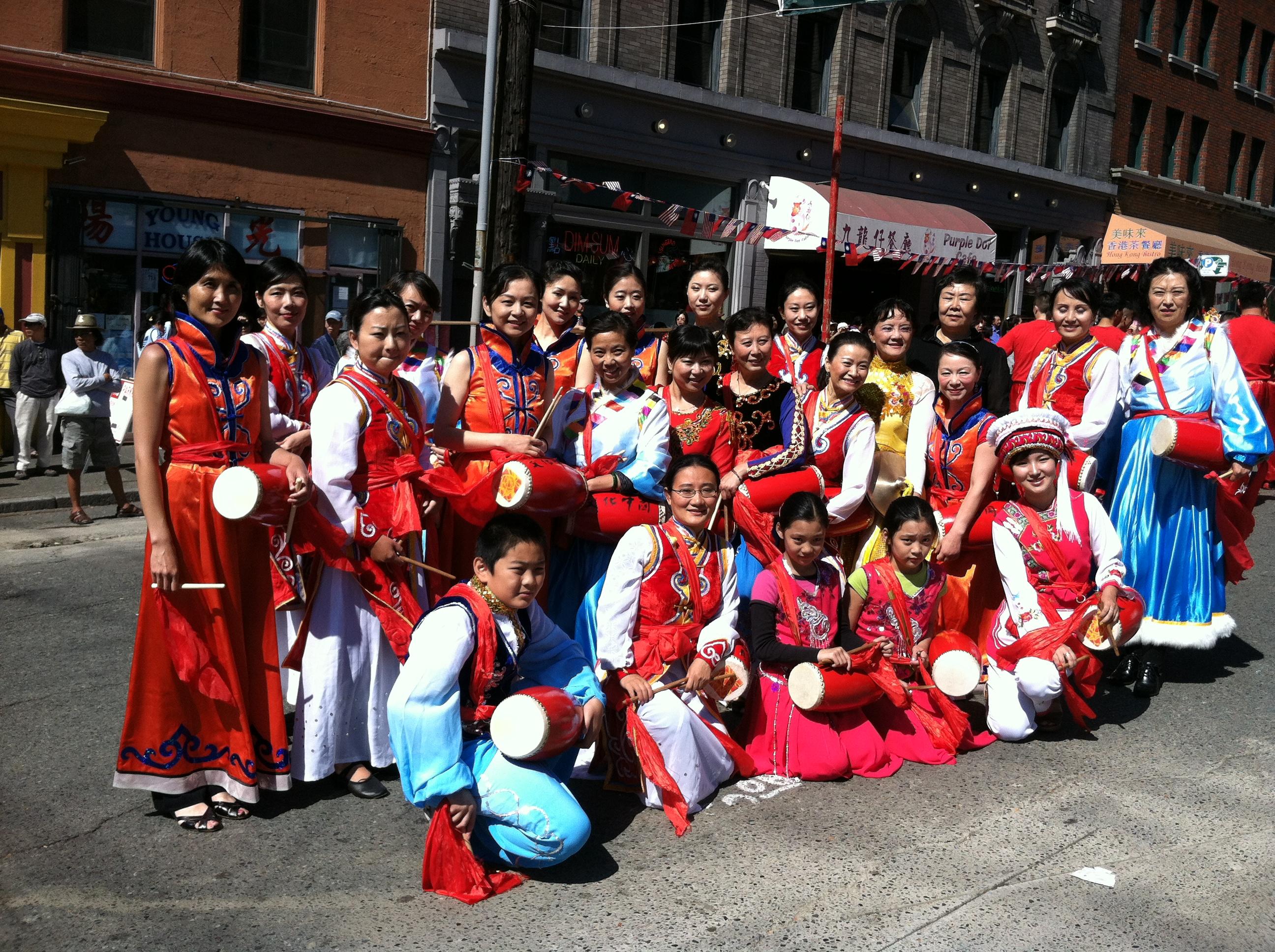 2012 Chinatown Seafair Parade Image 219