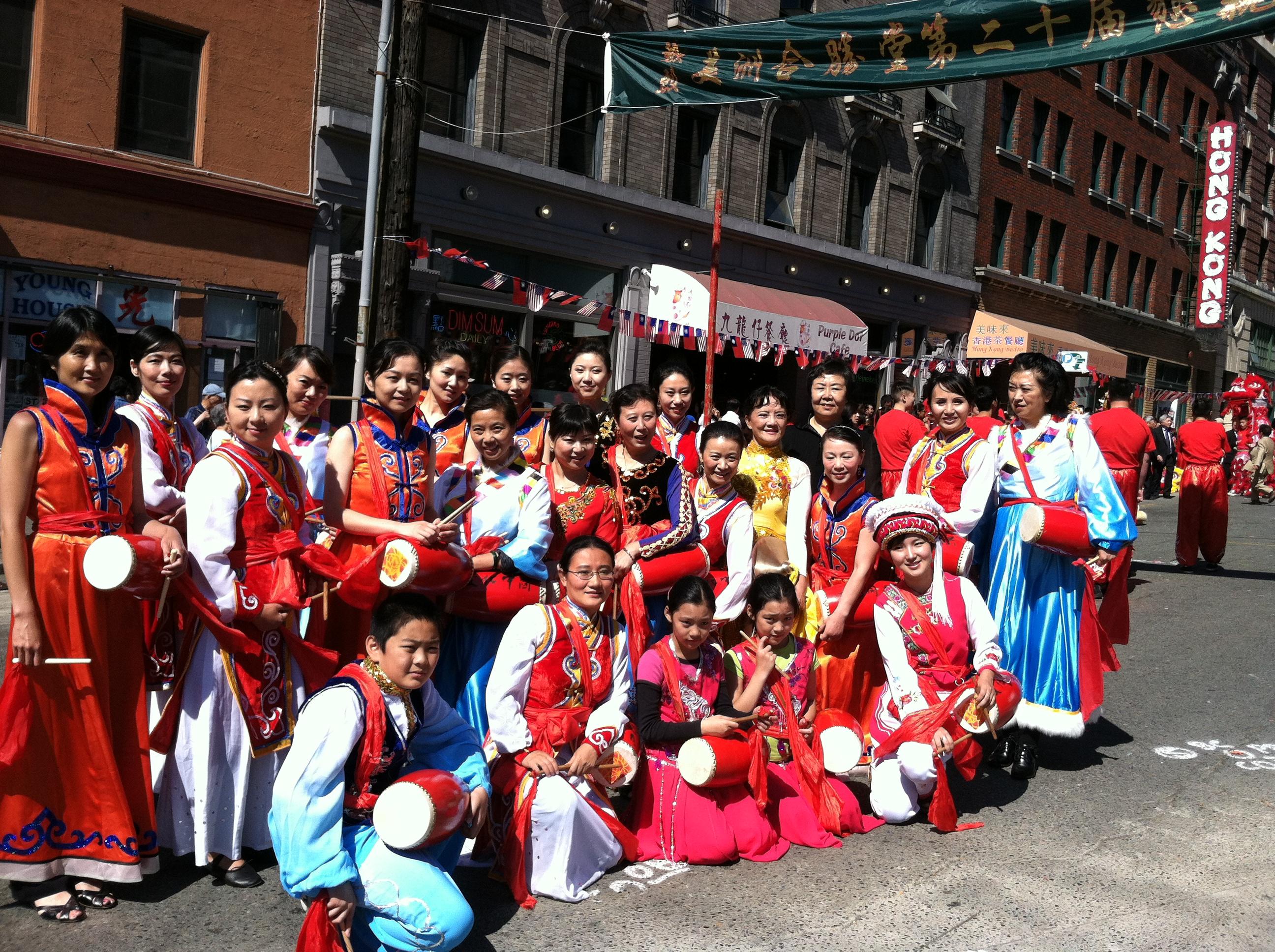 2012 Chinatown Seafair Parade Image 220