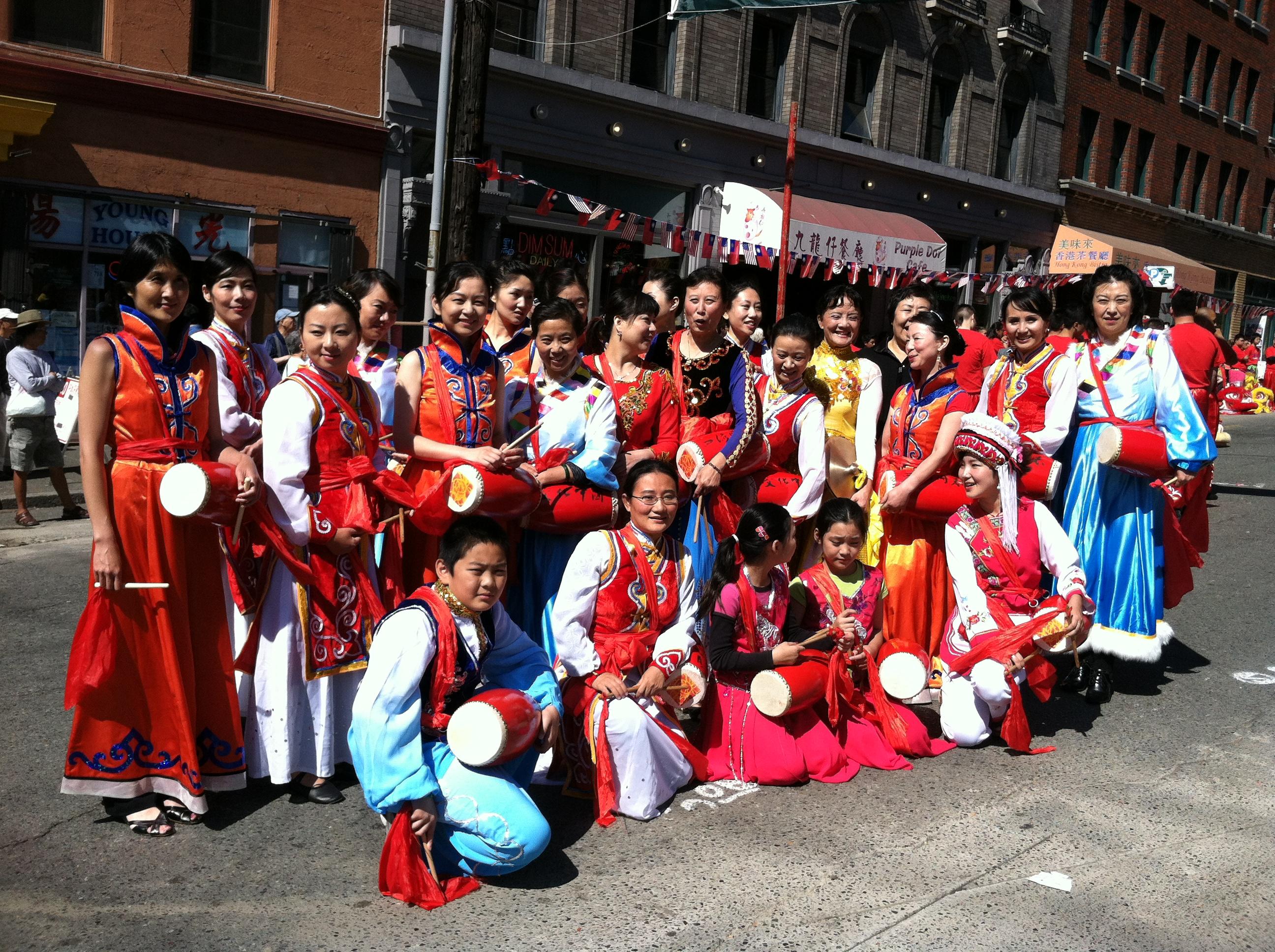 2012 Chinatown Seafair Parade Image 221