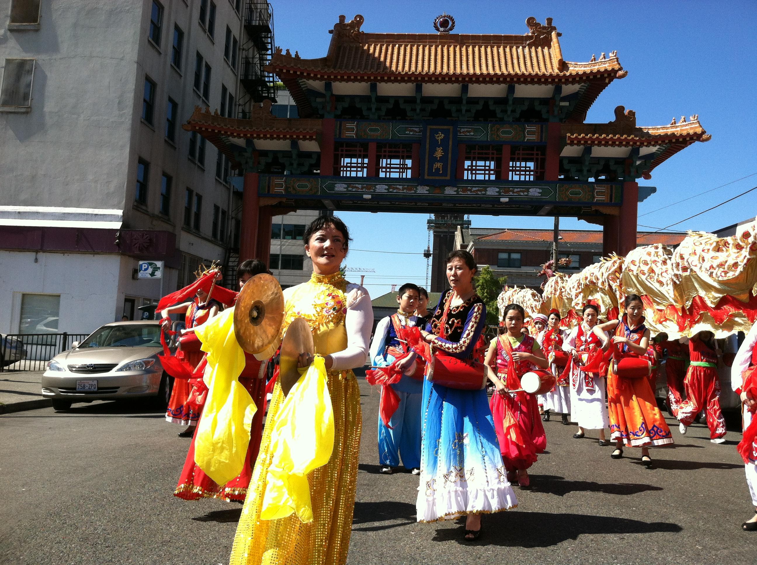 2012 Chinatown Seafair Parade Image 222