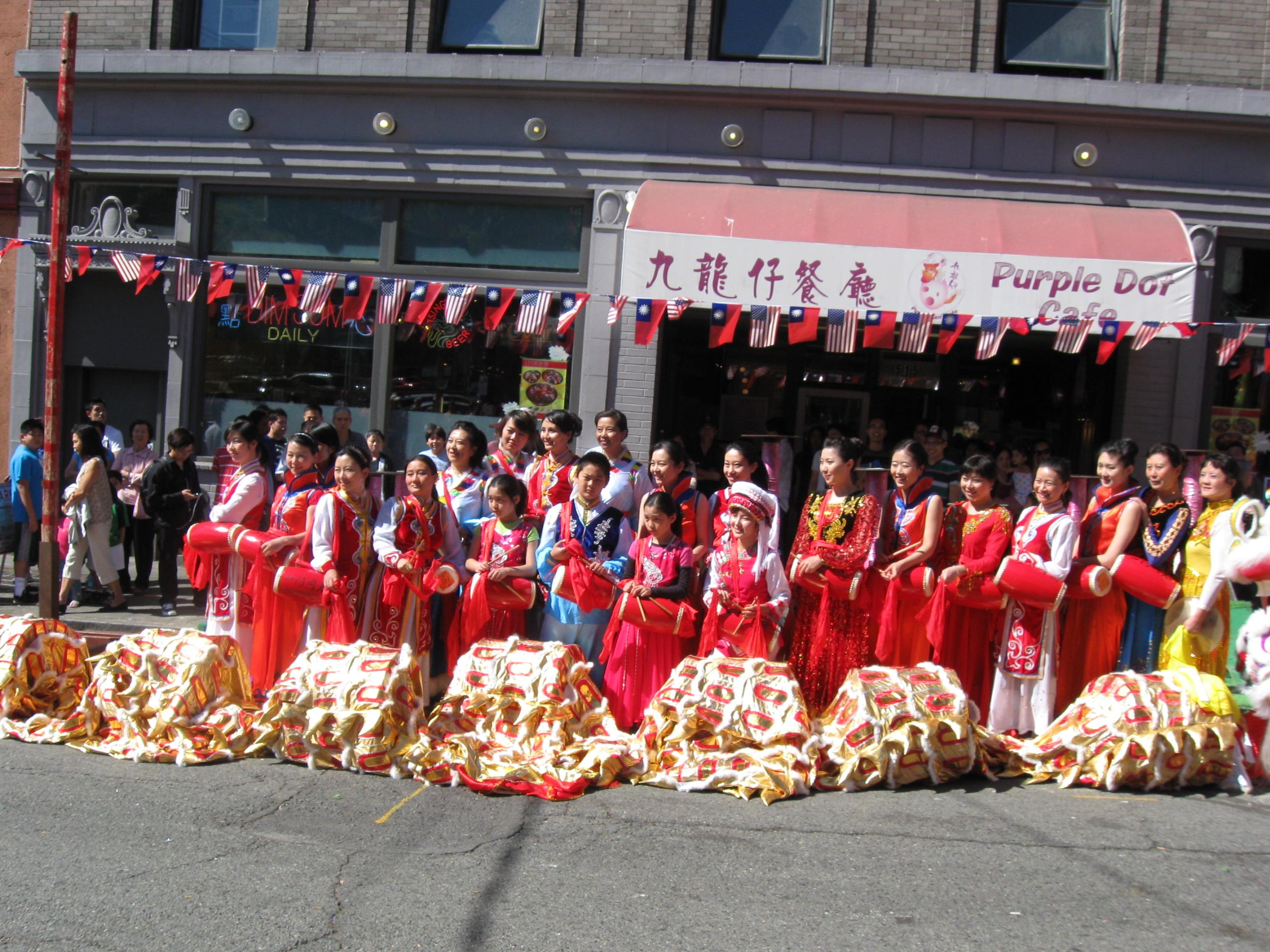 2012 Chinatown Seafair Parade Image 224