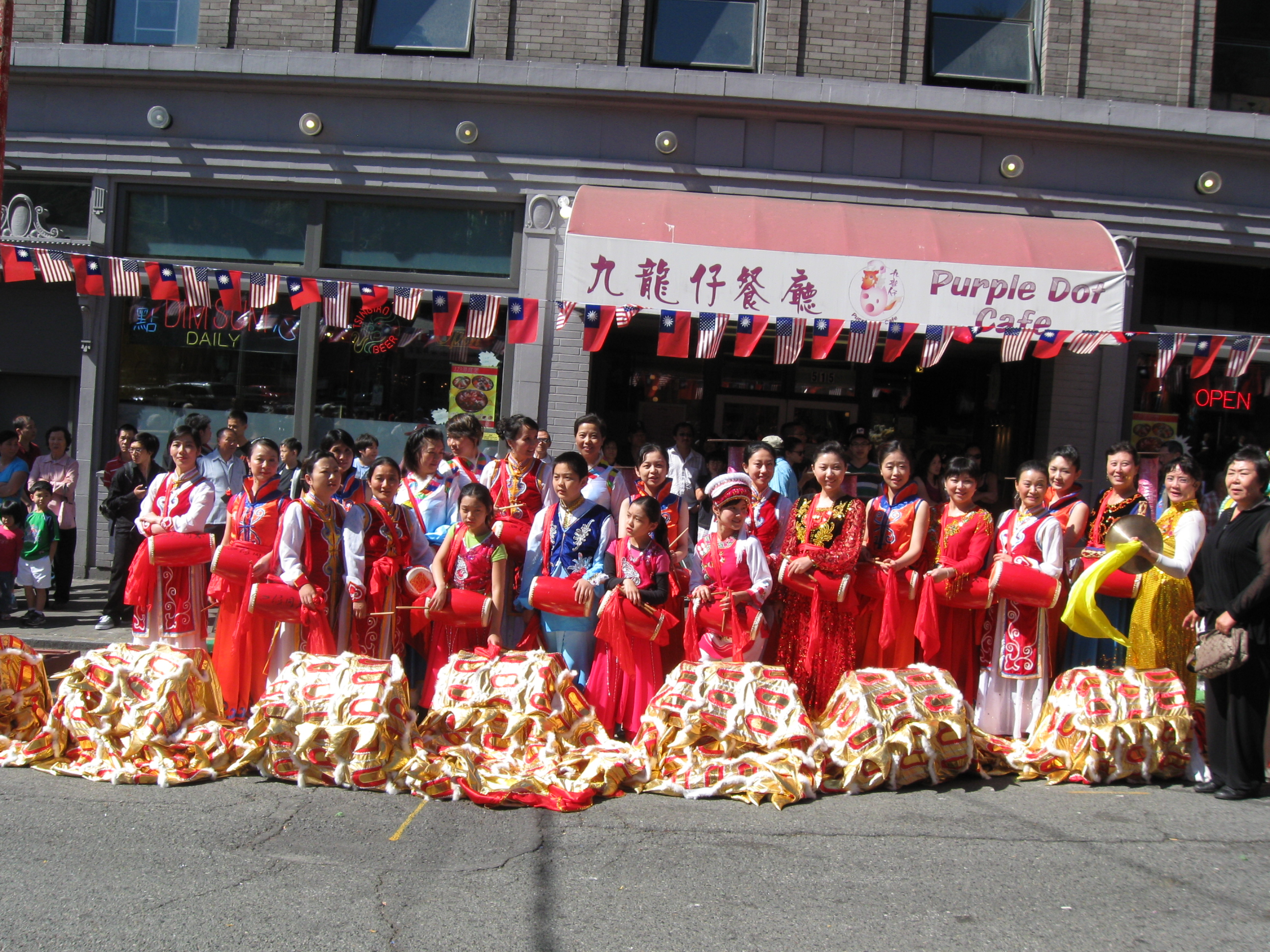 2012 Chinatown Seafair Parade Image 225
