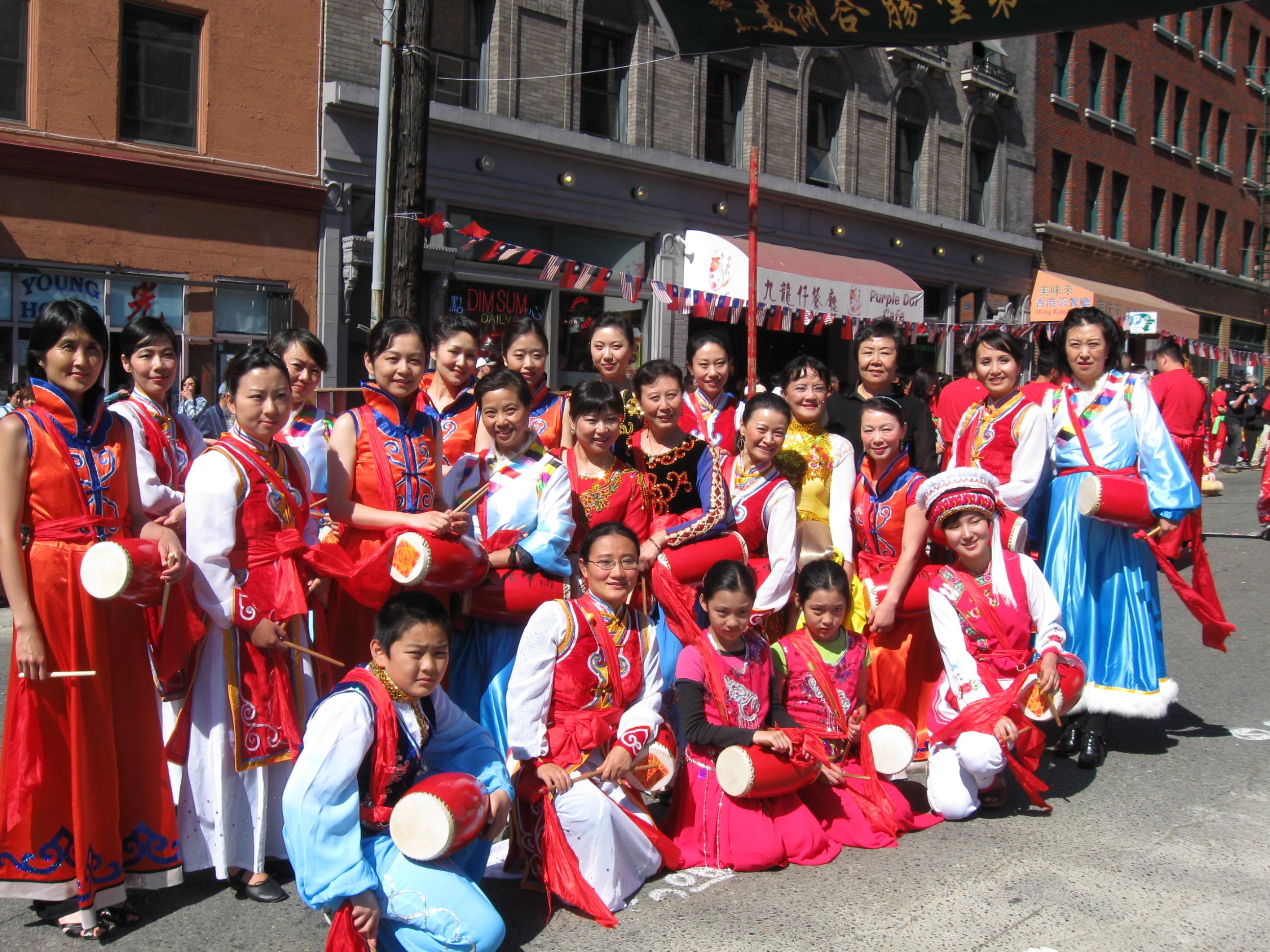2012 Chinatown Seafair Parade Image 226