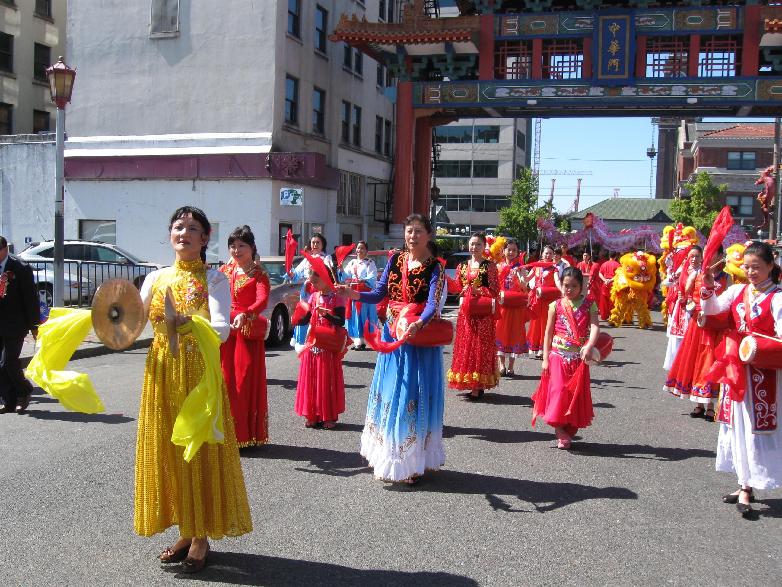 2012 Chinatown Seafair Parade Image 227